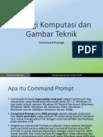 2. Command Prompt