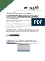 Manual Configuracion Xp