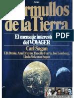 Sagan Carl - Murmullos de La Tierra - El Mensaje Interestelar de Voyager(Zombiescomelibros)