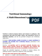 Nutrition Immunology 1