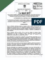 DECRETO 431 DEL 14 DE MARZO DE 2017 LEYENDA SERV ESPEC.pdf