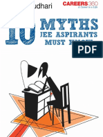 10 Myths JEE Aspirants Must Know -Watermark