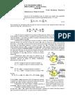 Primeira Lei Da Termodinâmica Para o Volume de Controle- Notas de Aula Prof Santoro