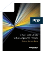 VTL Virtual Appliance-Getting Started Guide