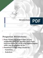 Metabolisme Jamur