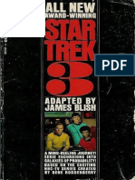 Star Trek_ the Original Series - Bantam Episodes - 003 - Trouble & Tribbles - James Blish