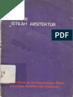 Daftar Istilah Arsitektur 57