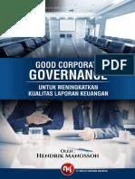 Buku-Good Corporate Governance Untuk Meningkatkan Kualitas Laporan Keuangan