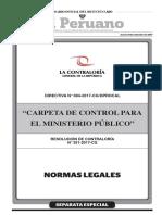 Resolución de Contraloría N° 351-2017-CG