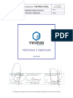 PTS-14-015 - Ventanas y Cristales