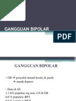 Penyuluhan Gangguan Bipolar