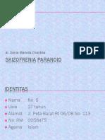 Skizofrenia Paranoid Denia