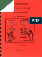 l Astrologue Face a Son Client(1)