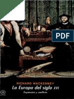 La Europa del siglo XVI Expansión y conflicto.pdf