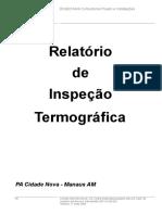 Relatório Termográfico - PA Cidade Nova_AM 2017.1