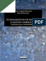 Fundamentos de política e gestão ambiental (4)