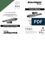 Sterilight S12Q-PA Manual_English