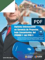 01.Diploma Internacional en Gerencia de Proyectos bajo Lineamientos del PMBOK® del PMI®