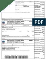 Simulação Custas Processuais