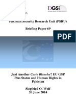 Pakistan Security Research Unit 69