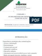 Unidade 1 - Fundamentos do Sistema de Comunicação.pdf
