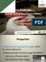 PPT DINI TENTANG FLU BURUNG.ppt