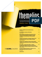 Themelios, Volume 35 Issue 2