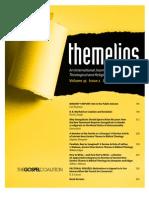 Themelios, Volume 35 Issue 2
