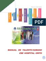 Manual Talento Humano Completo 28-08-2015