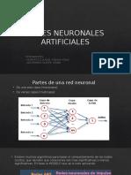 Redes Neuronales Artificiales