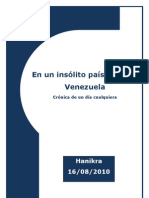 En un insólito país llamado Venezuela