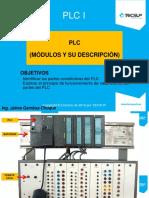 2 Arquitecturas Del PLC ALUMNO