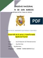 233742006 Informe 2 Laboratorio de Introduccion a Las Telecomunicaciones