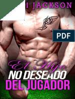 El Hijo No Deseado Del Jugador (Spanish Edition) - Nicki Jackson