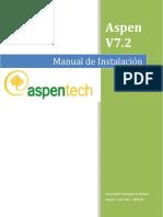 Instrucciones Instalación ASPEN