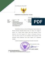 Persyaratan CPNS Provinsi Kalimantan Utara 2017