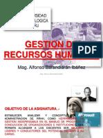 Gestion de Recursos Humanos 2017