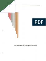 k. Informe d Actividades Sociales