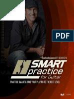 Smart Practice for Guitar