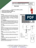 Ficha Tecnica CO2 6kg - R03