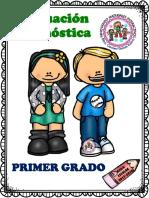 Evaluación Diagnóstica Primer Grado. Carmen García Ibarra (1)