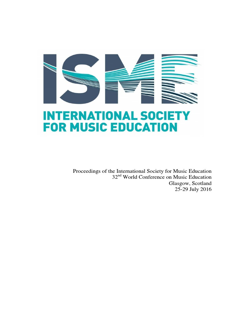 ISME Conference | Intellectual Giftedness | Gifted Education