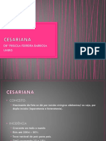 Cesarian A