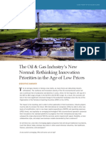 The Oil and Gas Industry New Normal_ Rethinking Innovation