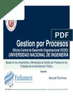 PPT Sesion 6 Curso Taller Gestion Procesos