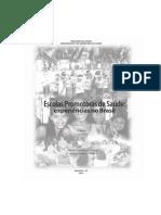 Escolas Promotoras Saude Experiencias Brasil p1