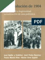 CAETANO_ Prólogo a La Revolución de 1904