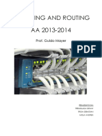 Switching and Routing (ITA)