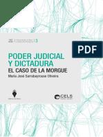 Poder Judicial y Dictadura