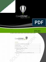 PDF Corel Draw x8